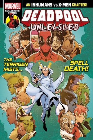 Deadpool Unleashed Vol 1 9
