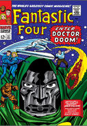 Fantastic Four Vol 1 57