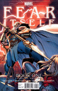 Fear Itself Vol 1 1 Immonen Variant