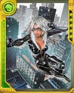 Felicia Hardy (Earth-616) from Marvel War of Heroes 019