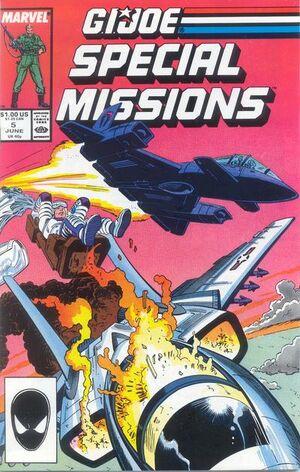 G.I. Joe Special Missions Vol 1 5