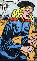 General Olga (Earth-616) from Combat Kelly Vol 1 24 0001