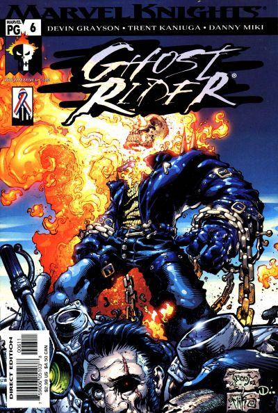 Ghost Rider Vol 4 6