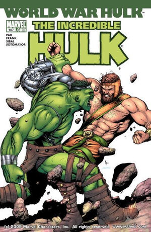 Incredible Hulk Vol 2 107