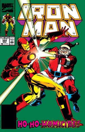 Iron Man Vol 1 254