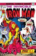 Iron Man Vol 1 73