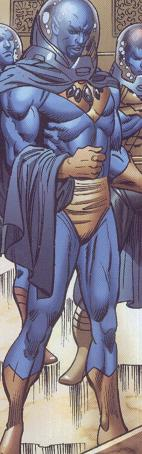 Kang (Earth-6706) from New Exiles Vol 1 2 0001