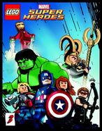 LEGO Marvel Super Heroes Vol 1 3