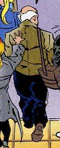 Lou (Daily Bugle) (Earth-616) from Amazing Spider-Man Vol 1 425 001