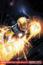 Marvel Adventures Super Heroes Vol 2 4 Textless