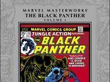 Marvel Masterworks: Black Panther Vol 1 1