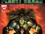 Planet Skaar Prologue Vol 1 1