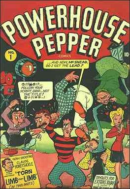 Powerhouse Pepper Comics Vol 1 1
