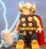 Ragnarok (Earth-13122) from LEGO Marvel's Avengers 001