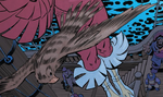 Redwing (Earth-66881) from Exiles Vol 3 4