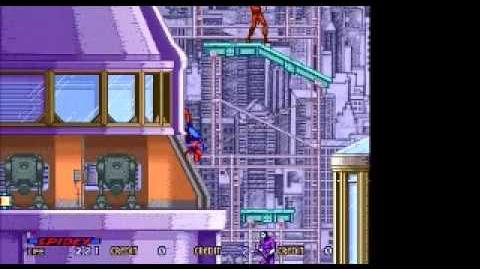 Spider-Man (1991 video game)