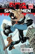 Spider-Men Vol 1 3 Dodson Variant