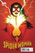 Spider-Woman Vol 5 3 Forbes Variant