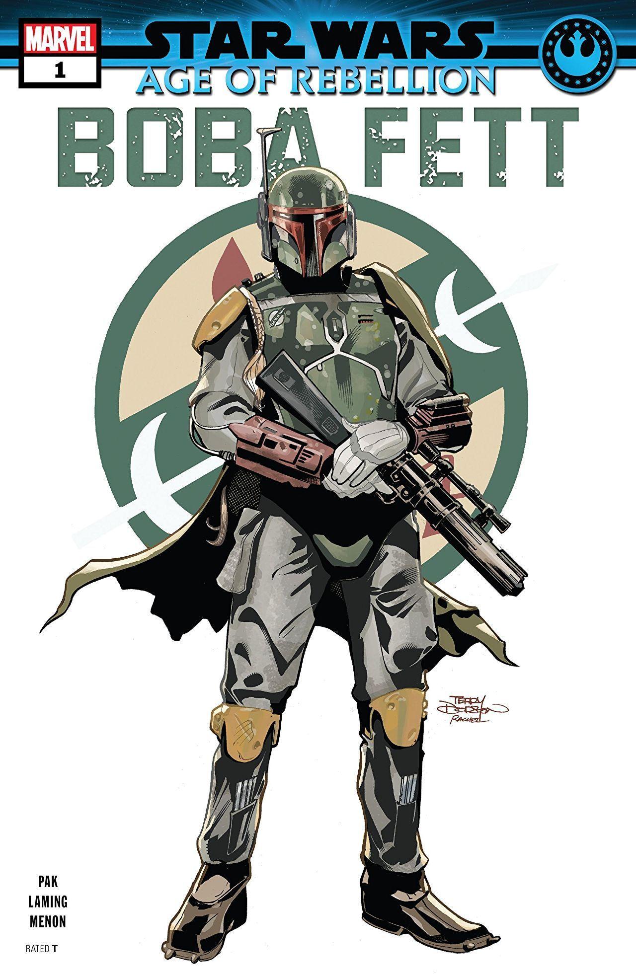 Star Wars Epic Force Boba Fett MISP