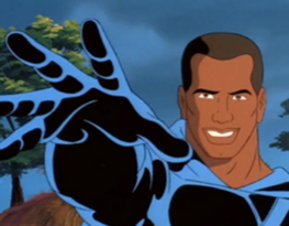 T'Challa (Earth-534834) from Fantastic Four (1994 animated series) Season 2 7 003