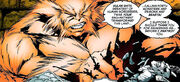 Tanaraq (Earth-3470) and Michael Morbius (Earth-37072) from Exiles Vol 1 57 001