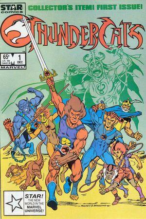 ThunderCats Vol 1 1