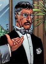 Travis (Worthington's butler) (Earth-1610) Ultimate X-Men Vol 1 40
