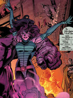 Valeria (Latverian) (Earth-58163) from Fantastic Four House of M Vol 1 1 0001