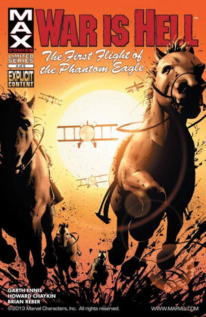 War Is Hell The First Flight of the Phantom Eagle Vol 1 4