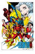 X-Men Unlimited Vol 1 6 Pinup 008