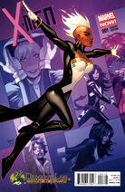 X-Men Vol 4 1 Land Dragon's Lair Variant