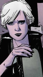Amanda Armstrong (Earth-616) from International Iron Man Vol 1 6 001