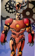 Anthony Stark (Earth-10201) from Marvel Universe Millennial Visions Vol 1 1 001