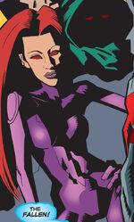 Autumn Rolfson (Earth-1298) from Mutant X Vol 1 22 0001