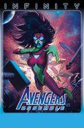 Avengers Assemble Vol 2 18 Textless