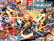 Avengers Vol 3 12 Variant Wrap