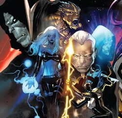 Black Order (Earth-616) from Avengers Vol 1 681 001