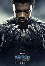 Black Panther (film) poster 004