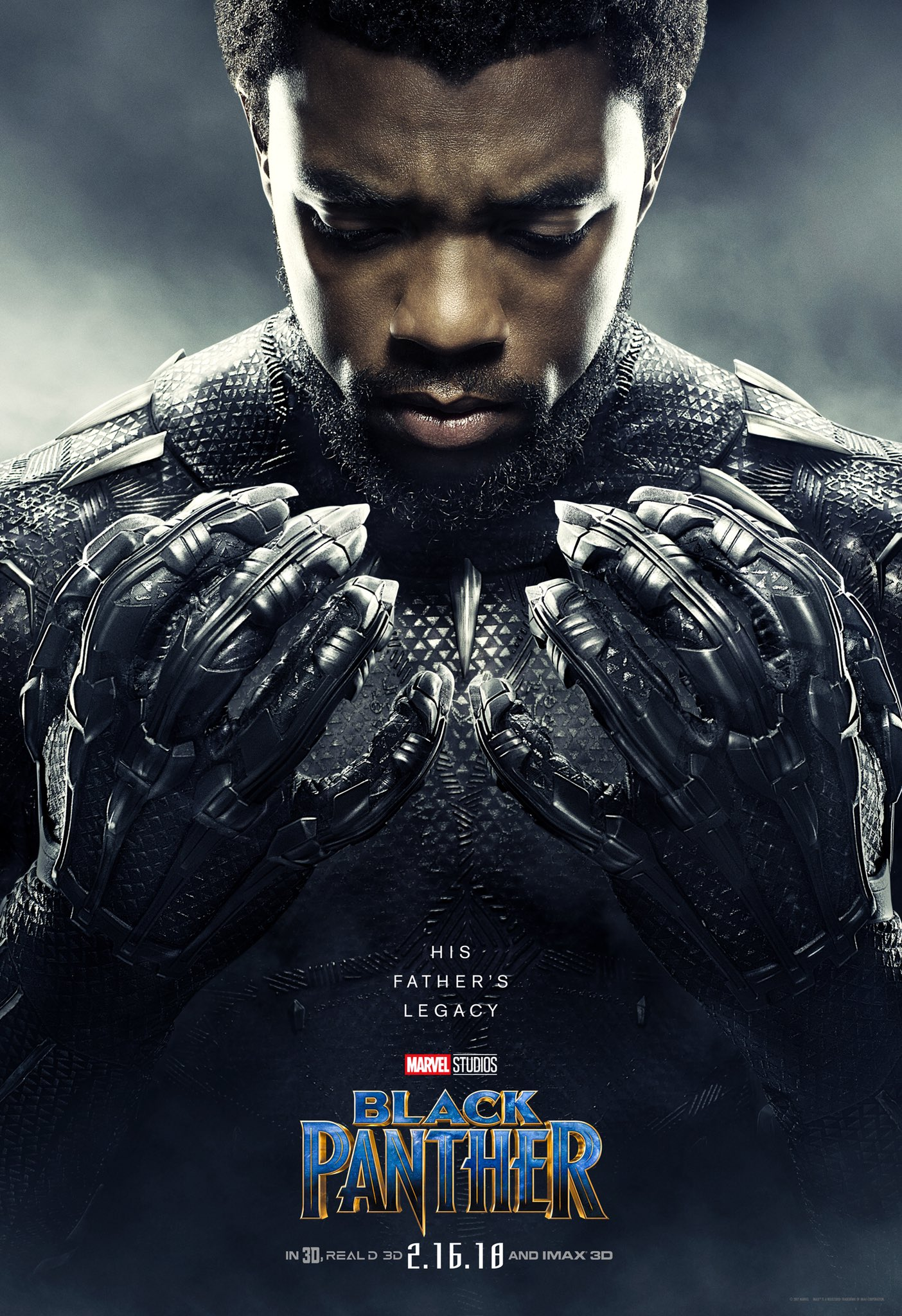 Image result for black panther movie posters hd
