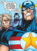 Captain America (Earth-1298) from Mutant X Vol 1 22 0001