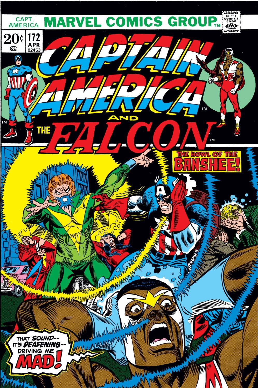 Captain America Vol 1 172 | Marvel Database | FANDOM ...