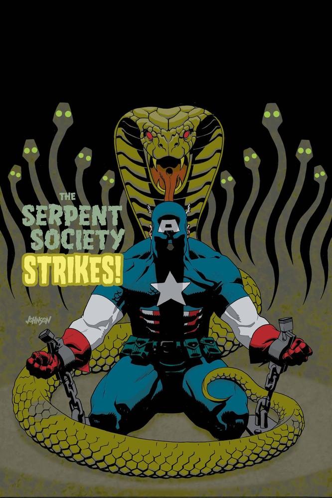 Captain America Vol 4 31 Textless