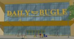 Daily Bugle (Earth-760207) from Spider-Man The New Animated Series Season 1 3 0001