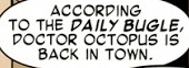 Daily Bugle (Earth-91101) from Spider-Man The Clone Saga Vol 1 4 001