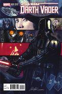 Darth Vader Vol 1 25 Larroca Variant