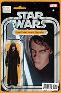 Darth Vader Vol 2 1 Action Figure Variant