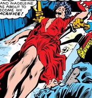 Doctor Strange Vol 2 39 page 17 Madeleine St. Germaine (Earth-616)
