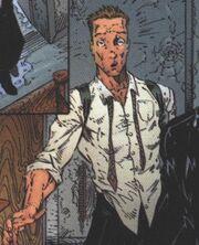 Eddison (Earth-7642) from Backlash Spider-Man Vol 1 2 001