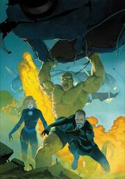 Fantastic Four Vol 6 1 Virgin Variant