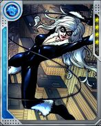 Felicia Hardy (Earth-616) from Marvel War of Heroes 015